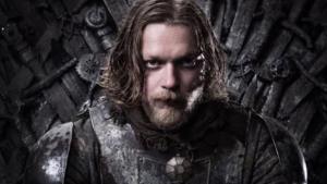 El actor Andrew Dunbar, caracterizado para 'Juego de tronos'.