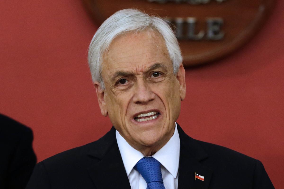 Diputats xilens presenten una acusació constitucional contra Piñera