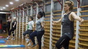 Los gimnasios se adaptan a la nueva normalidad
