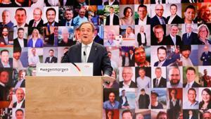 El partit de Merkel recolza Laschet com a candidat a canceller