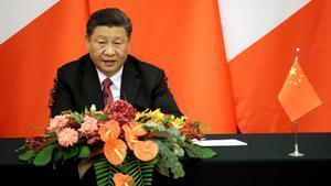 Presidente de China, Xi Jinping.