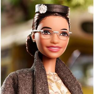 La Barbie Rosa Parks.
