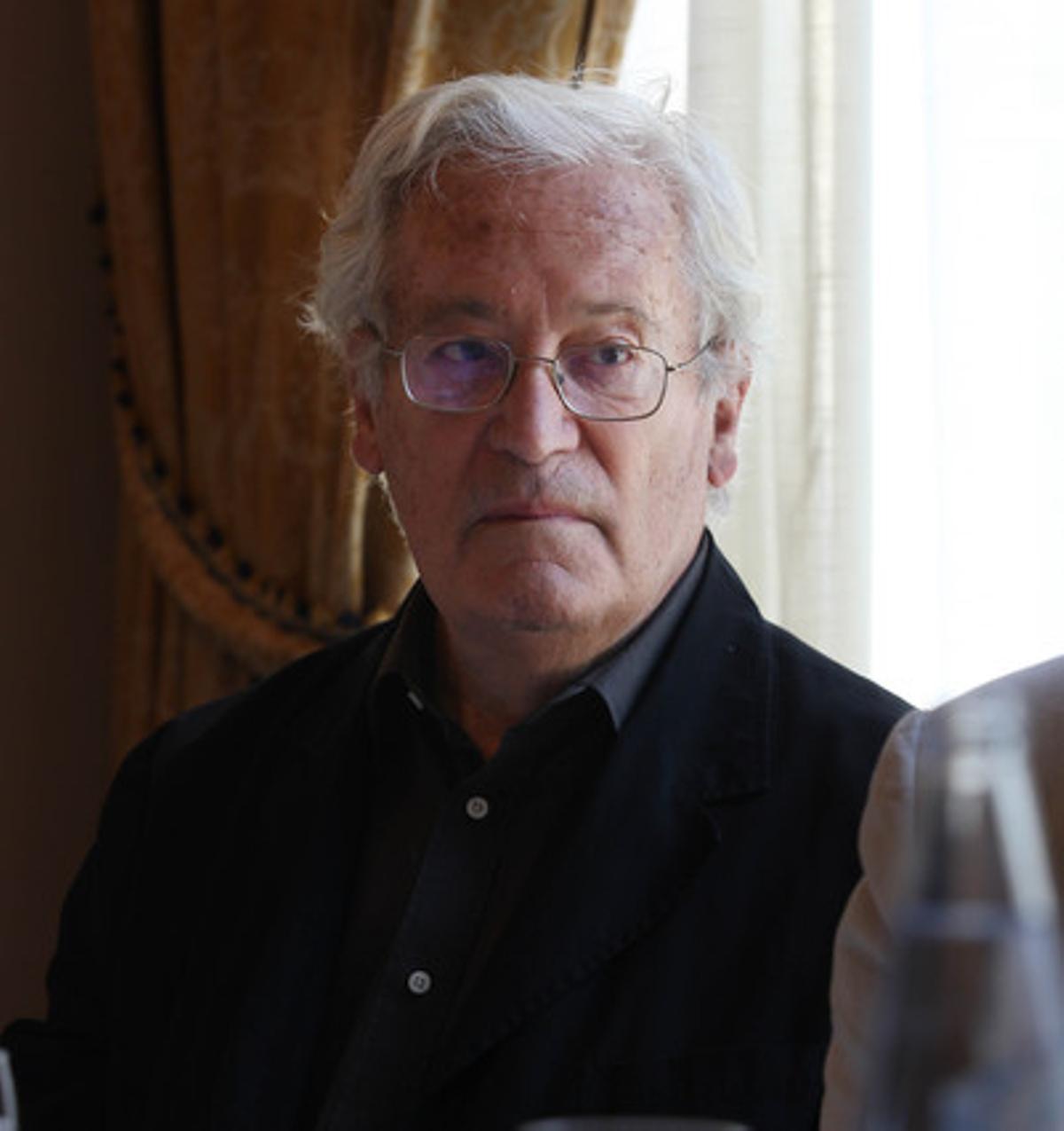 Imagen del arquitecto Oriol Bohigas, uno de los Premios Nacionales de Cultura 2011.