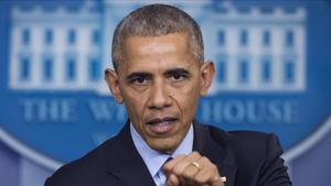 TVE-1 entrevista Barack Obama a 'Informe setmanal'