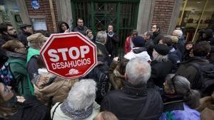 Desnonen sense avisar una dona de 75 anys que viu sola a València