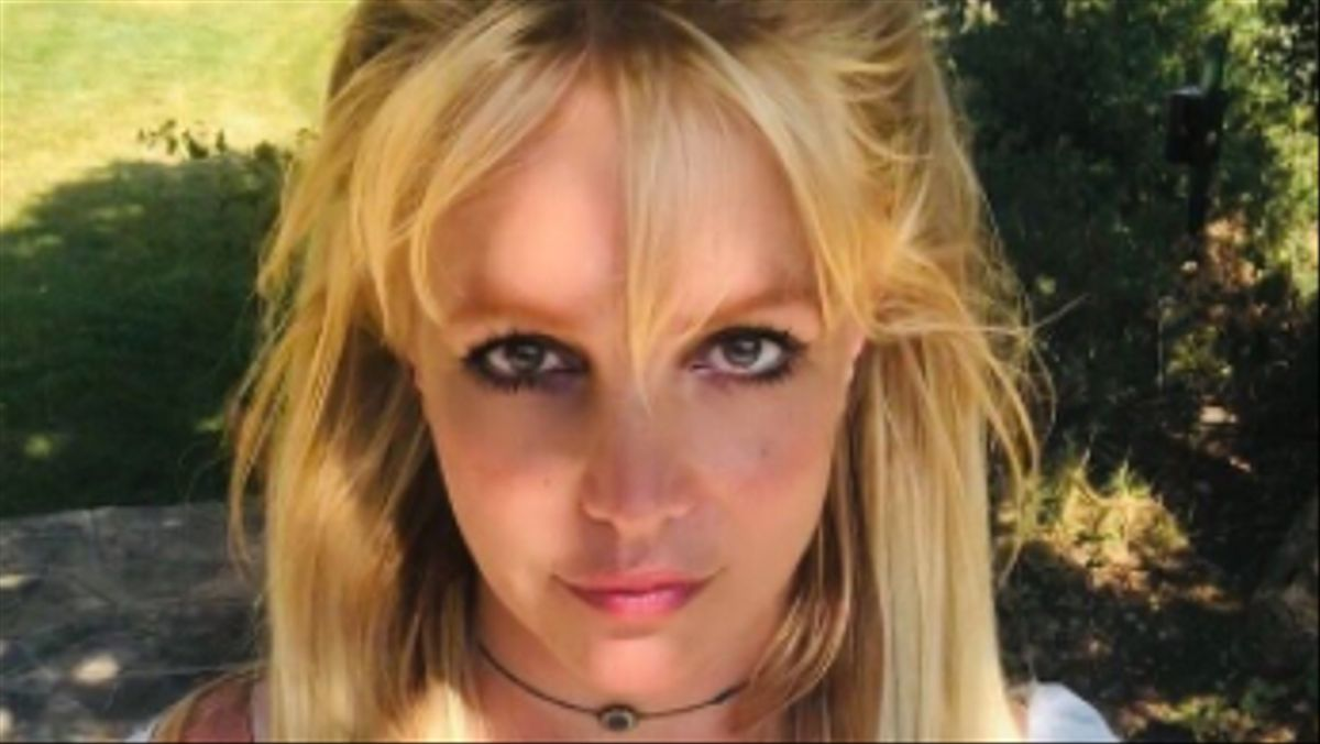 Britney Spears sigue clamando por liberarse de la tutela de su padre.
