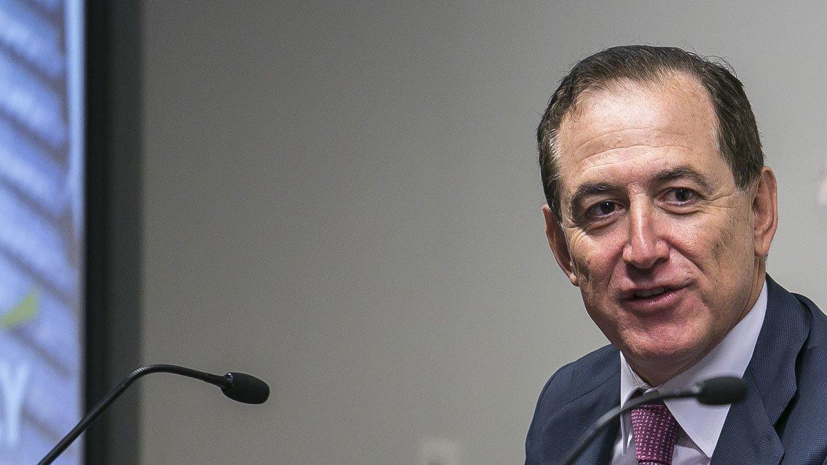 El presidente de Mapfre, Antonio Huertas.