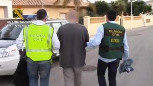 Detenido en Bulgaria un peligroso delincuente que figuraba entre los 10 más buscados por la Guardia Civil.