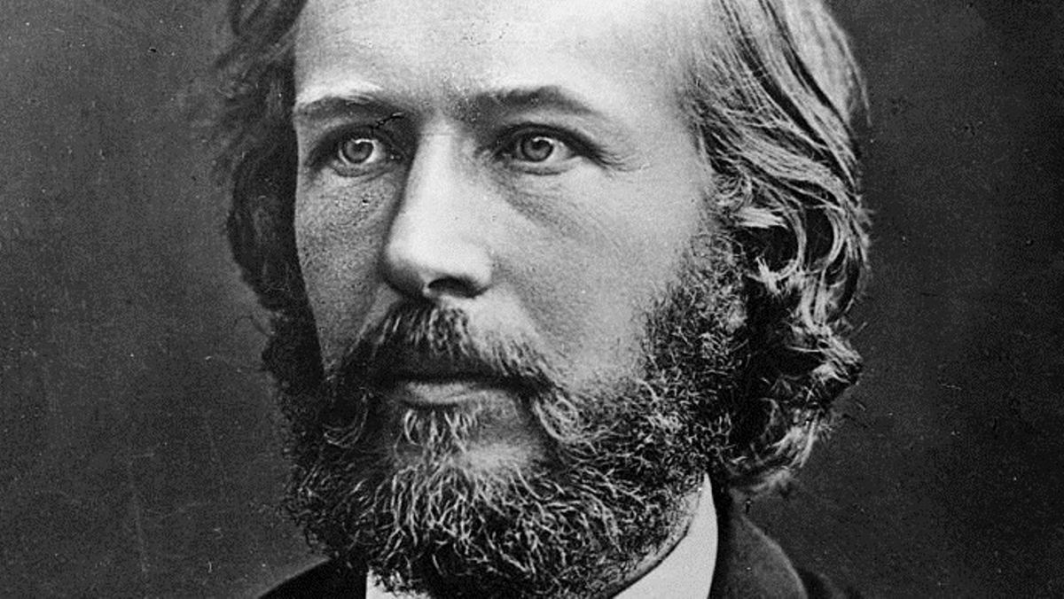 Ernst Haeckel, responsable del término 'ecología'