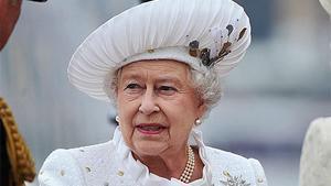 Una imagen de archivo de la Reina Isabel II.