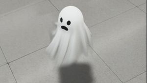 Google amaga un fantasma en 3D amb motiu de Halloween