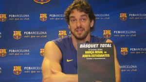 El Barça confia a tancar el fitxatge de Pau Gasol abans de dimecres malgrat el malestar de la filtració