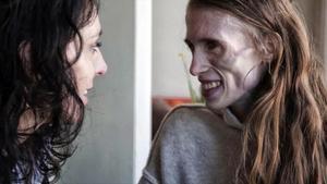 Sobrecogedora imagen del reportaje de '30 minuts' 'L' Emma vol viure'.