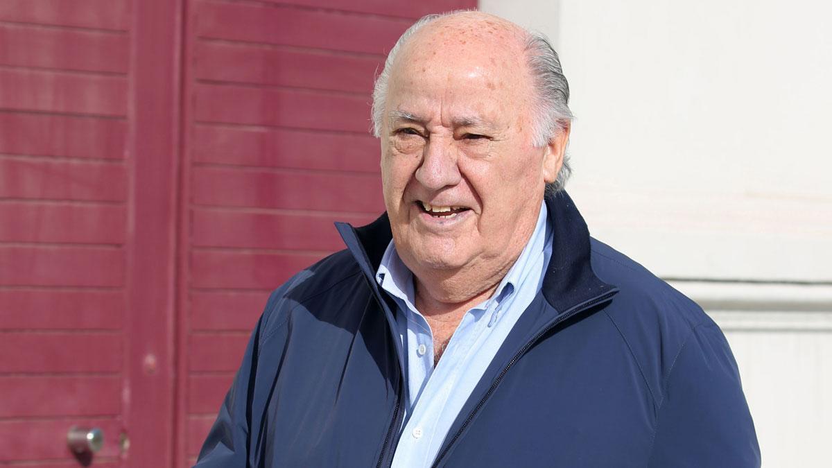 Amancio Ortega, su hija Sandra y Juan Roig, las mayores fortunas de España, según Forbes.