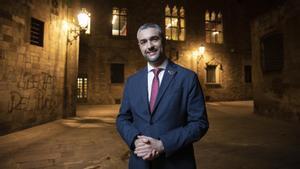 Bernat Solé, 'conseller' d'Acció Exterior, Relacions Institucionals i Transparència.