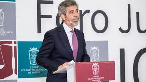 El CGPJ acusa el Consell d'Europa d'atacar la imparcialitat dels jutges
