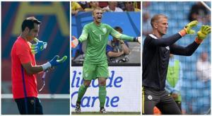 Bravo, Cillessen, Hart,