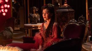 Nora Navas, en 'La vampira de Barcelona'.