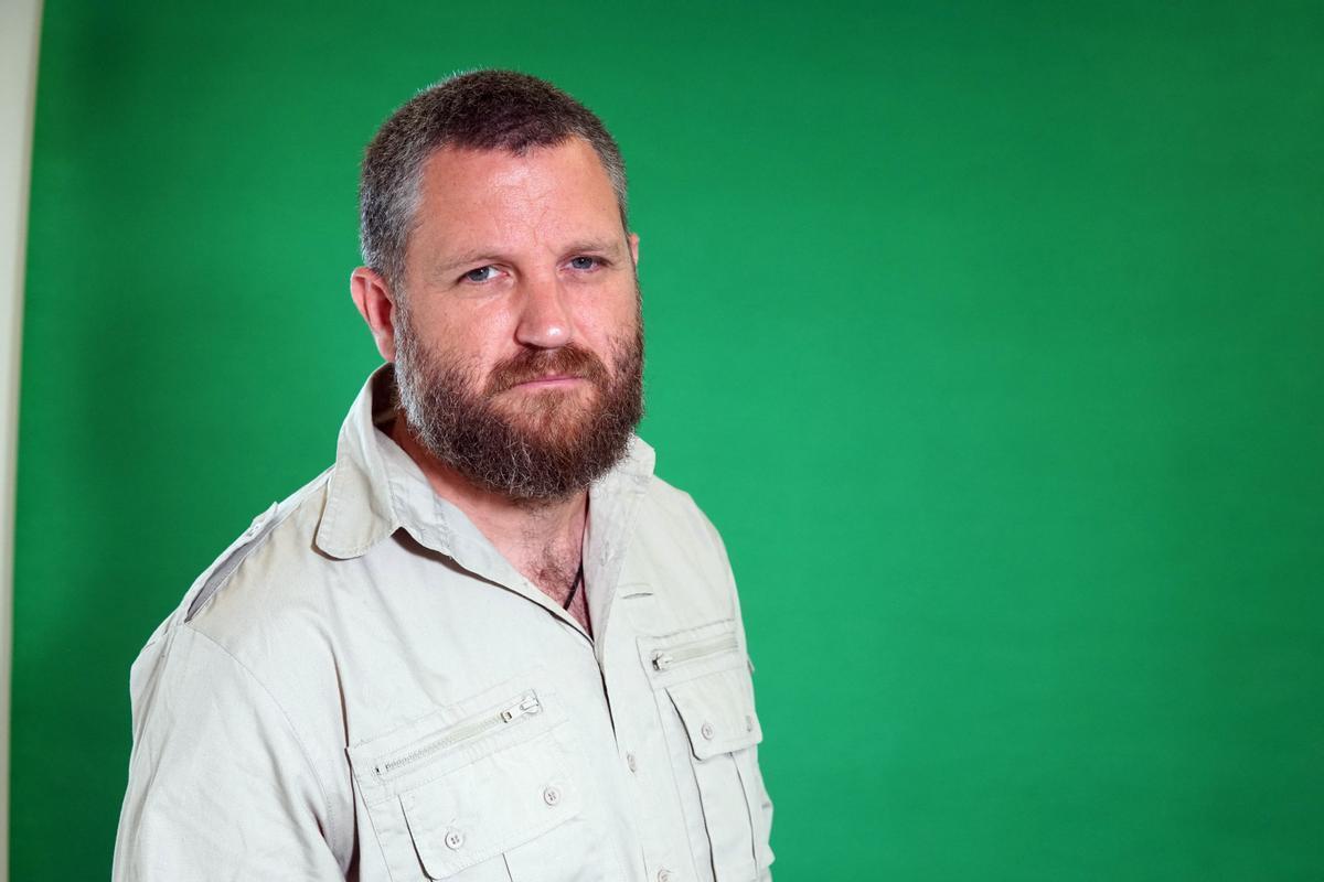 David Beriain, asesinado en Burkina Faso.