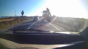 Denunciada aquesta conductora temerària de Cambrils | Vídeo