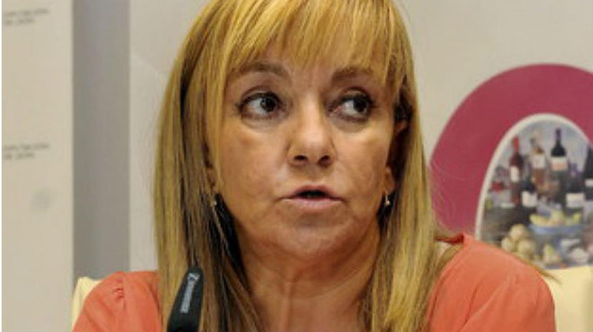 Isabel Carrasco.