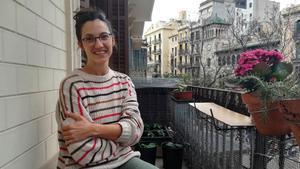 Núria Valls Pomés, enfermera en el CAP Ramon Turró del barrio de Poblenou