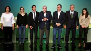 Barcelona: escenari obert