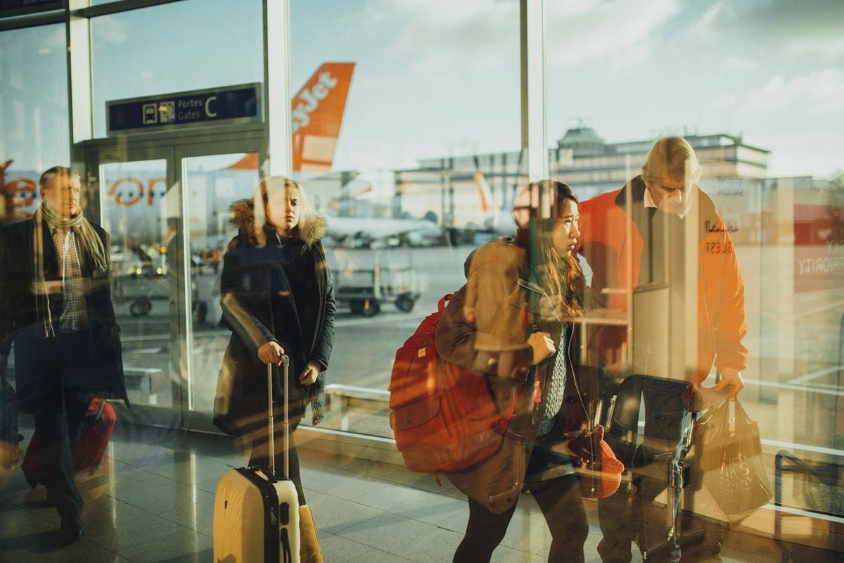 El 29% de los que viajan para ver a su familia lo hará en avión