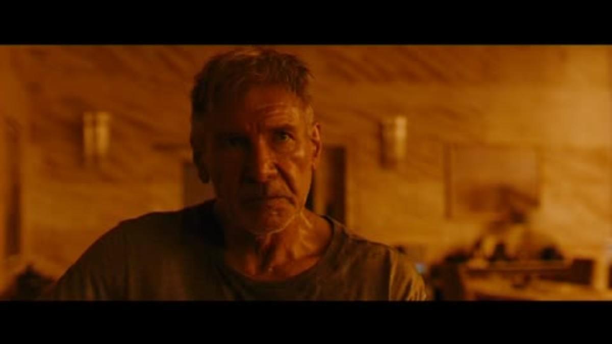 Trailer promocional de Blade Runner 2049.