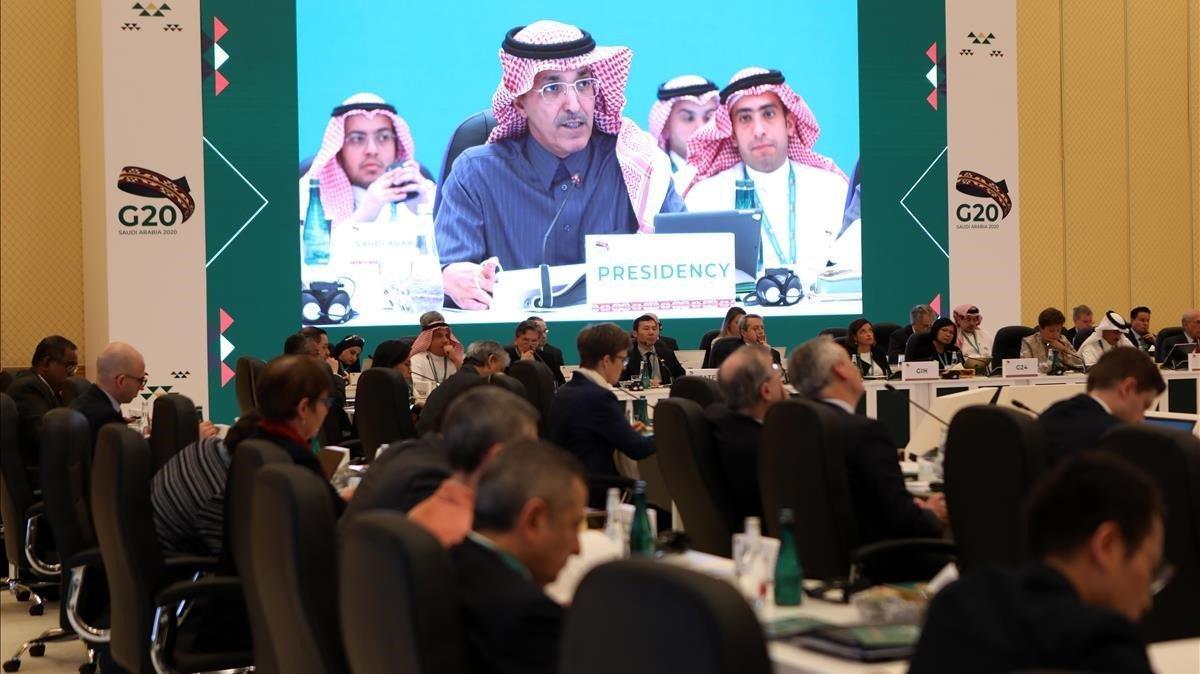 La OCDE llama a la creación de un impuesto global a los gigantes tecnológicos
