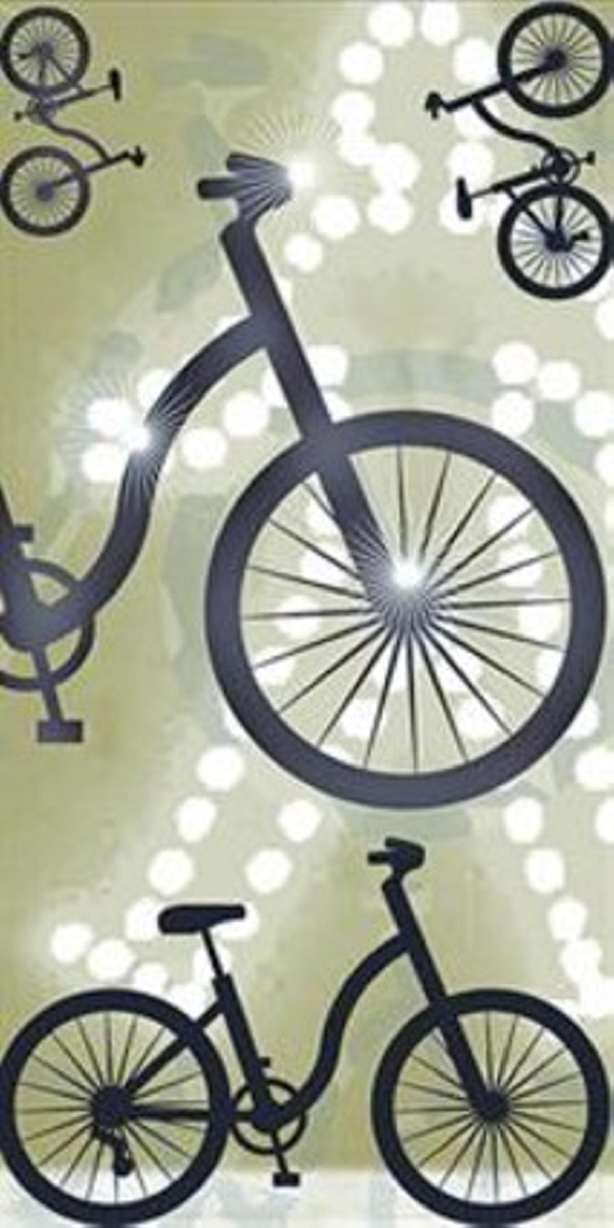 Peatones, bicing y automóvil