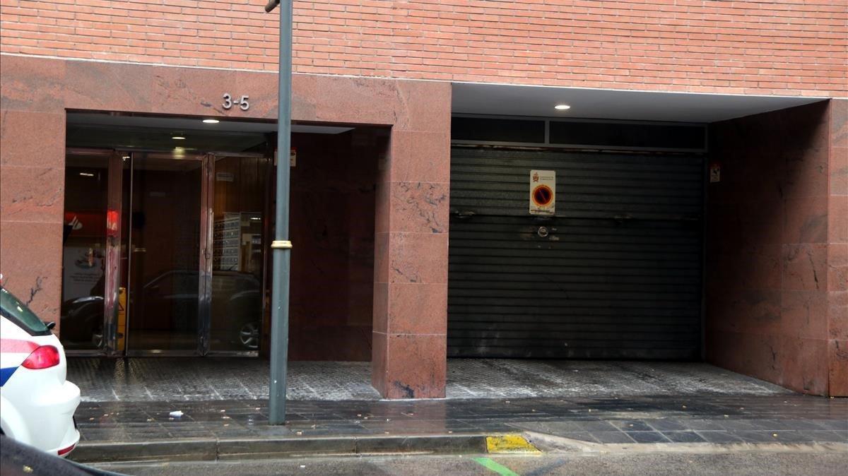 Una mujer muere en Tarragona a manos de su hija.