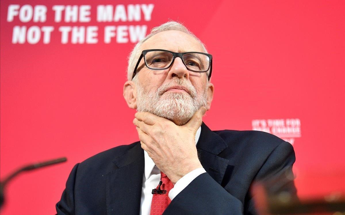 Corbyn, l'aliat accidental de Johnson