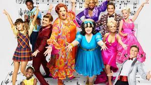 Imagen promocional del espectáculo 'Hairspray Live!'