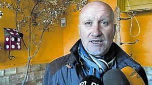 Fernando Blanco, en padre de Nadia Nerea.