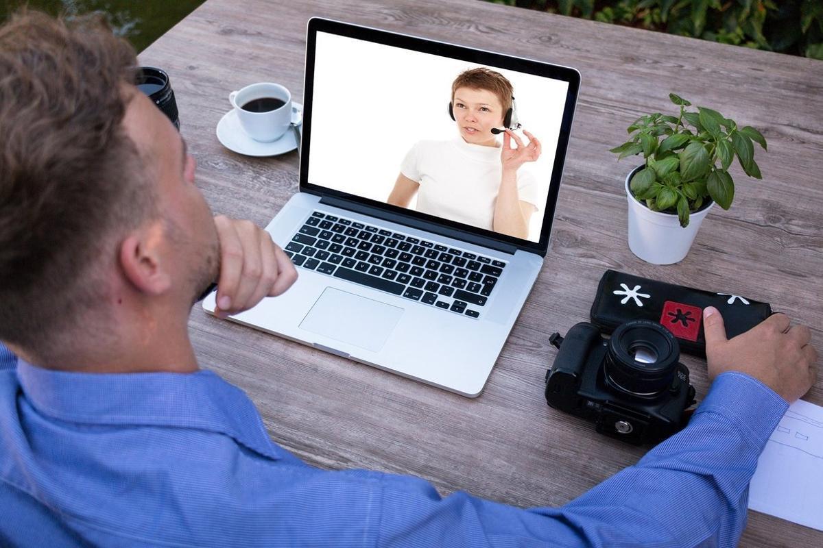 El número de vídeollamadas se ha incrementado un 62% en estas tres semanas de estado de alarma