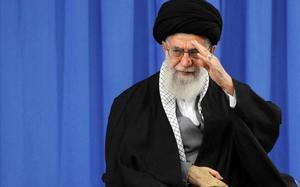 El líder supremo de Iran, ayatola Ali Jamenei.