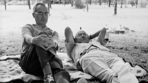 Vi, espies i literatura: els 15 viatges de Graham Greene per Espanya