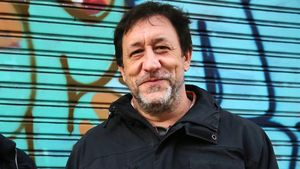 Gorka Benítez, en una entrevista con EL PERIÓDICO, el pasado martes.