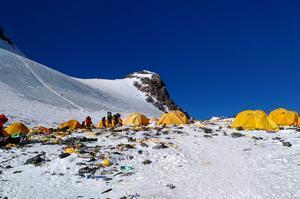 L'Everest tindrà vàters a 7.028 metres d'altitud