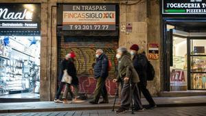 Restaurante en traspaso  en la calle de Ferran