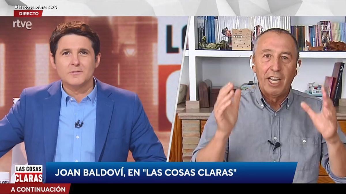 La crítica de Monegal: Ante la escabechina, Baldoví apoya a Cintora