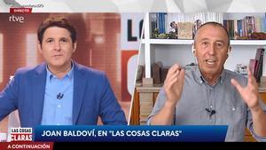 La crítica de Monegal: Davant l'escabetxada, Baldoví recolza Cintora