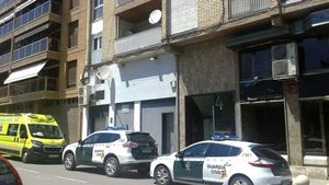 Un home mata a punyalades la seva exdona a Barbastre (Osca) davant dels seus tres fills menors