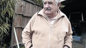José Mujica,expresidente de Uruguay.