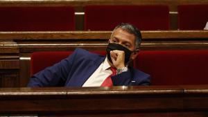 El 'conseller' d'Interior, Miquel Sàmper.