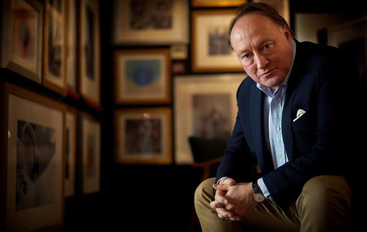 "Andrew Roberts: ""Churchill rompía a llorar con facilidad"""