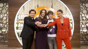 Pepe Rodríguez, Eva González, Jordi Cruz y Samantha Vallejo-Nágera.
