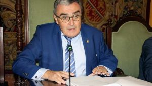 El alcalde de Lleida, Àngel Ros.