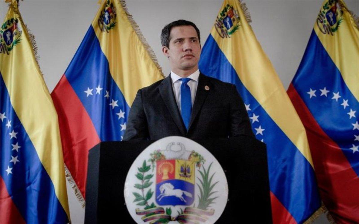 Juan Guaidó, líder opositor de Venezuela.